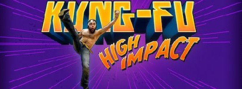 How To Buy Kung-Fu High Impact If You're From The UK