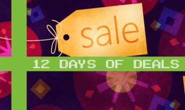 The Twelve Days of Xboxmas On LIVE