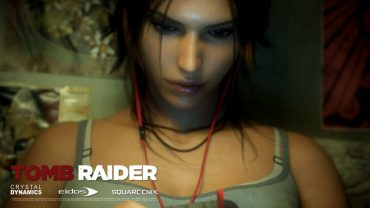 First Look Tomb Raider Teaser Trailer