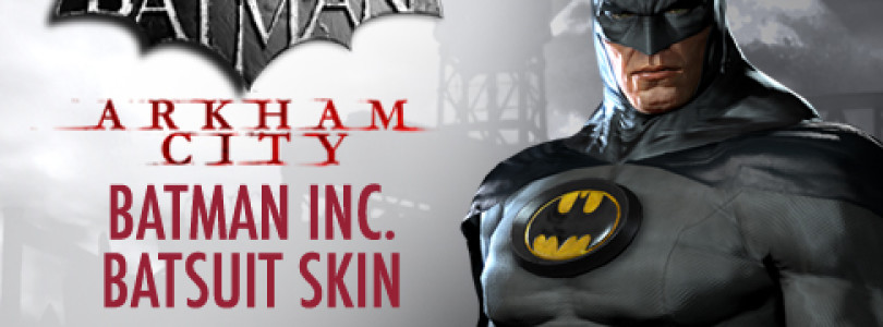 Batman: Arkham City DLC Announced