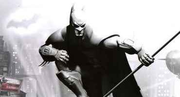 Batman: Arkham City Hardback Book Review