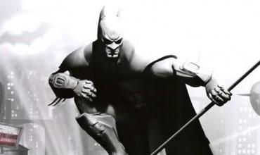 Batman: Arkham City Hardback Book Review