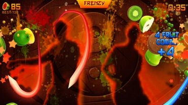 Fruit Ninja Kinect Hits the 1Million Downloads Milestone