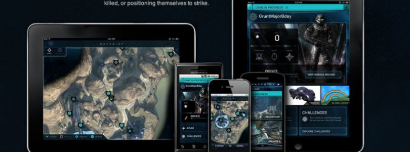 Halo ATLAS Windows Phone 7 App Out Now