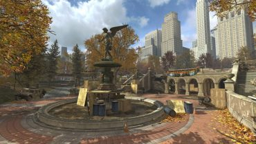 Modern Warfare 3 – Park Map Teaser Screenshot