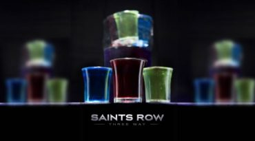 Official Saints Row: The Third Cocktails