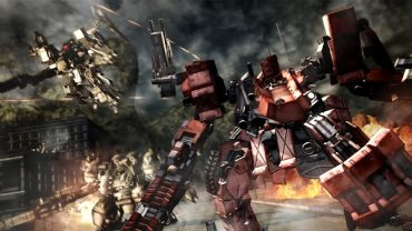 Armored Core V Release Dated