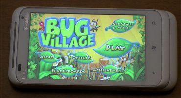 Bug Village – Free Xbox LIVE WP7 Game