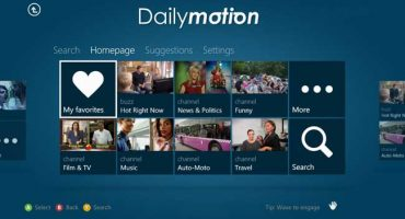 Dailymotion Launches on Xbox Live Now in 35 Countries