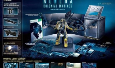 Aliens Colonial Marines Collector's Edition accidently leaked