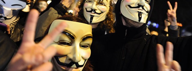 Anonymous Threaten To Take Down Xbox LIVE Servers
