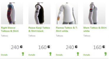 Avatar Tattoos Now Available