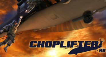 Choplifter HD Priced and Dated
