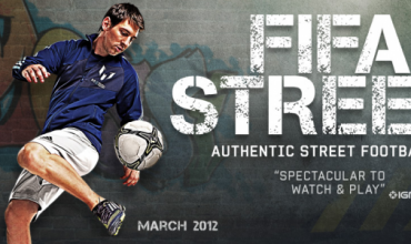 FIFA Street Set For In-Game Social Network