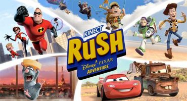 Kinect Rush: A Disney Pixar Adventure – Launch Trailer
