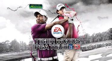 Tiger Woods PGA Tour 13 Kinect Video