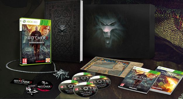 The witcher 2: assassins of kings dark edition sold out in the us.
