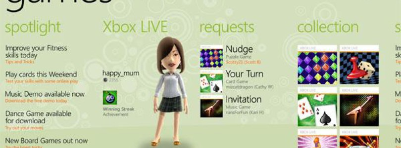 New WP7 Xbox LIVE Games for 2012