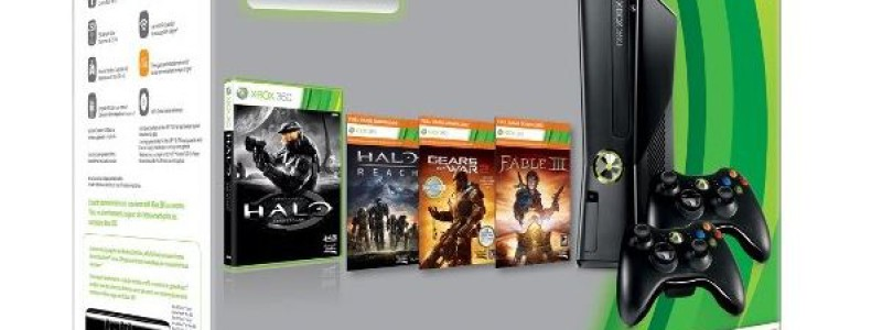 Xbox 360 Ten Year Anniversary Bundle Outed By Amazon France