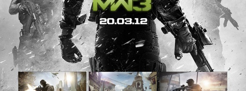 Reminder: Modern Warfare 3 Content Collection 1 DLC Out Tomorrow