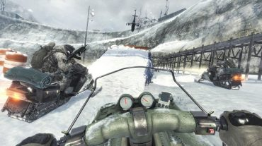 Call of Duty: MW3 – Black Box, Black Ice and Negotiator Out Now