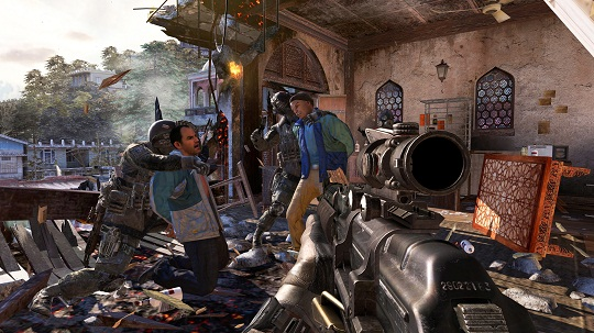 Modern Warfare 3 - New Achievements for DLC Collection