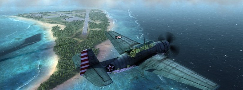 Air Conflicts: Pacific Carriers – WWII Arcade-Flight-Action For 2012