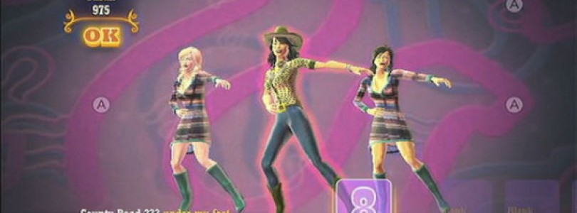 Country Dance All Stars Kinect – New Trailer