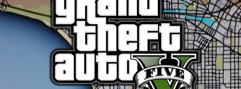 UK Charts: Grand Theft Auto V is top dog this week