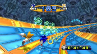 Sonic the Hedgehog 4: EPISODE II – Leaked Screenshots