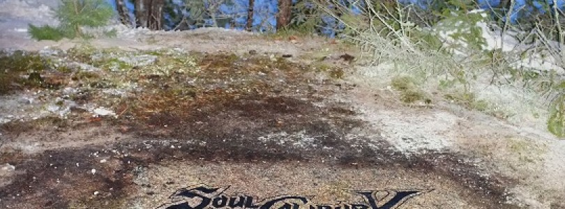 Soulcalibur V Fighters Carved Into Granite