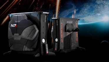 The Mass Effect 3 Xbox 360 Vault from Calibur11