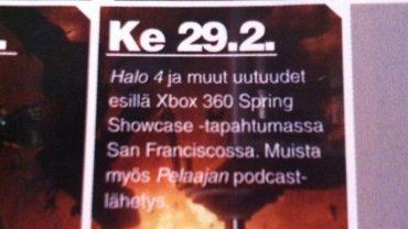 Microsoft Sending Halo 4 to the San Francisco Spring Showcase