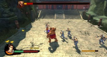 Kung Fu Strike: The Warrior's Rise Coming to XBLA