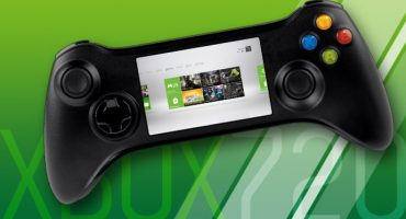 Xbox 8 Rumoured To Have Touchscreen Matte Black Controller