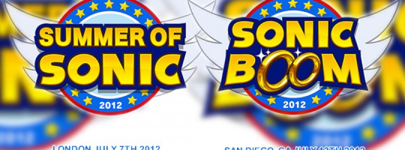 London and San Diego Hosting Sonic the Hedgehog Summer Conventions