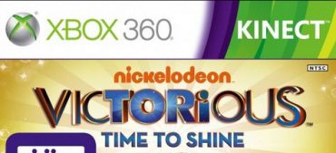Nickelodeon Announces Victorious: Time to Shine on Kinect