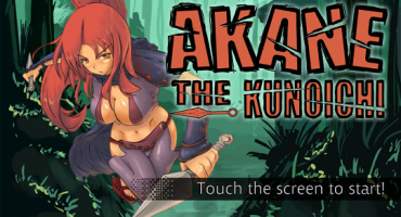 Akane the Kunoichi Out Now on WP7