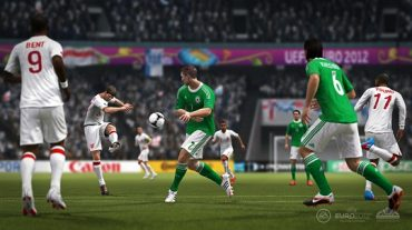EA SPORTS UEFA EURO 2012 DLC Pack To FIFA 12