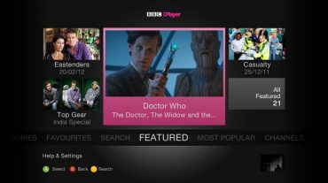 Free for All BBC iPlayer Available Now On UK Consoles