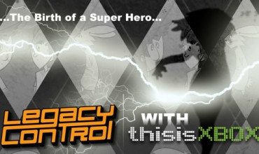 Legacy Control Designs Super Hero Character for This is Xbox