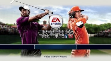 Tiger Woods PGA TOUR 13 | Football Fourball Video