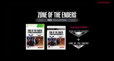 Konami is at it again – More HD Remakes – This Time Zone of the Enders