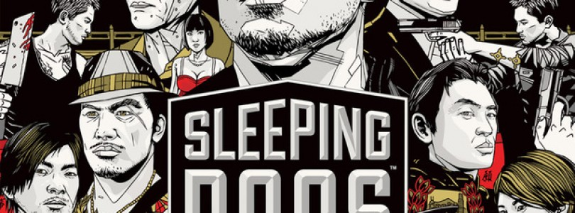 Square-Enix Unveils Sleeping Dogs Box Art and New Trailer