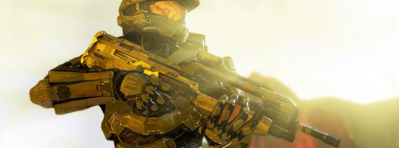 Two Brand New Halo 4 Master Chief Screens