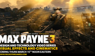 Max Payne 3 – Visual Effects and Cinematics Trailer