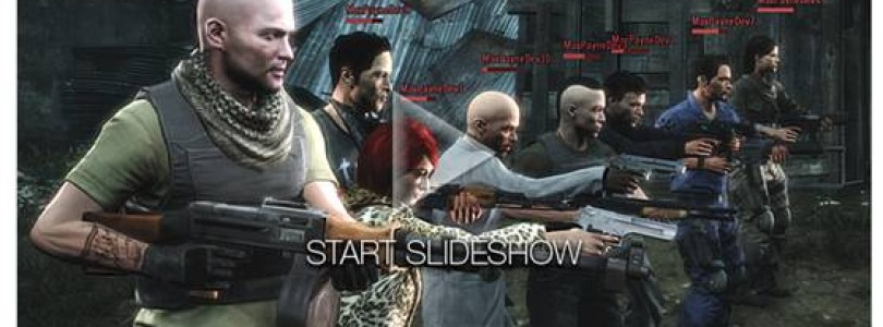 First Look: The MaxPayne 3 Multiplayer Twitter Winners as They Appear in the Game