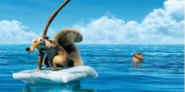 Ice Age: Continental Drift – Arctic Games Out Now for Kinect