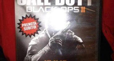 Leaked Call of Duty: Black Ops 2 Box Art?