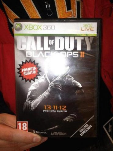 Leaked Call of Duty: Black Ops 2 Box Art?